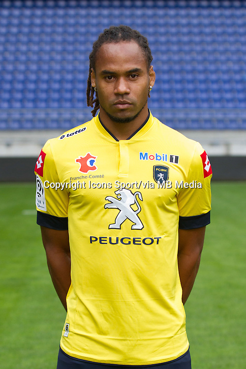 Roy Contout - 19.09.2013 - Photo officielle - Sochaux - Ligue 1<br /> Photo : Steeve Constanty / Icon Sport