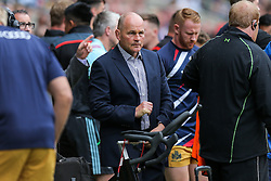 Bristol Rugby Director of Rugby Andy Robinson looks on - Rogan Thomson/JMP - 03/09/2016 - RUGBY UNION - Twickenham Stadium - London, England - Harlequins v Bristol Rugby - Aviva Premiership London Double Header.