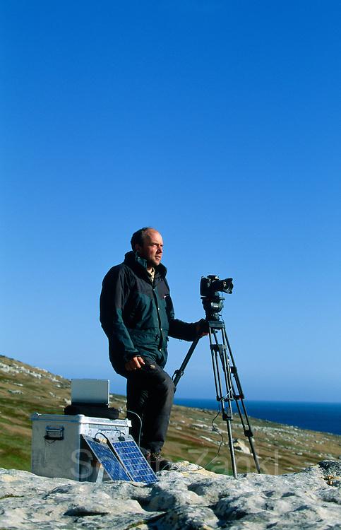 Saunders Island, Falkland Island