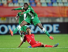 New Plymouth-Football, Under 20 World Cup, Korea DPR v Nigeria
