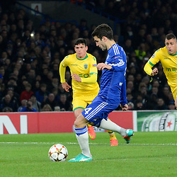 Chelsea v SportIng Lisbon  | Champions League | 10 December 2014