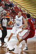 DESCRIZIONE : Porto San Giorgio Torneo Internazionale Basket Femminile Italia Croazia<br /> GIOCATORE : Laura Macchi<br /> SQUADRA : Nazionale Italia Donne<br /> EVENTO : Porto San Giorgio Torneo Internazionale Basket Femminile<br /> GARA : Italia Croazia<br /> DATA : 28/05/2009 <br /> CATEGORIA : palleggio<br /> SPORT : Pallacanestro <br /> AUTORE : Agenzia Ciamillo-Castoria/E.Castoria