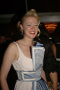 Siobhan Hewlett, Glamour Women of the Year Awards 2006, Berkeley Sq. London. 6 June 2006. -DO NOT ARCHIVE-© Copyright Photograph by Dafydd Jones 66 Stockwell Park Rd. London SW9 0DA Tel 020 7733 0108 www.dafjones.com