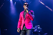 Babyface performs during the Summer Spirit Festival at Merriweather Post Pavilion in Columbia, Md on Saturday, August 5, 2017.