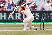 Jonny Bairstow knicks the ball during day three of the Australia v England fourth test at the Melbourne Cricket Ground, Melbourne, Australia on 28 December 2017. Photo by Mark  Witte.