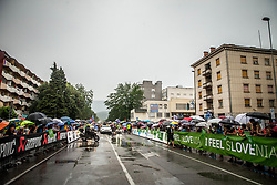 Start in Nova Gorica during 4th Stage of 26th Tour of Slovenia 2019 cycling race between Nova Gorica and Ajdovscina (153,9 km), on June 22, 2019 in Slovenia. Photo by Vid Ponikvar / Sportida