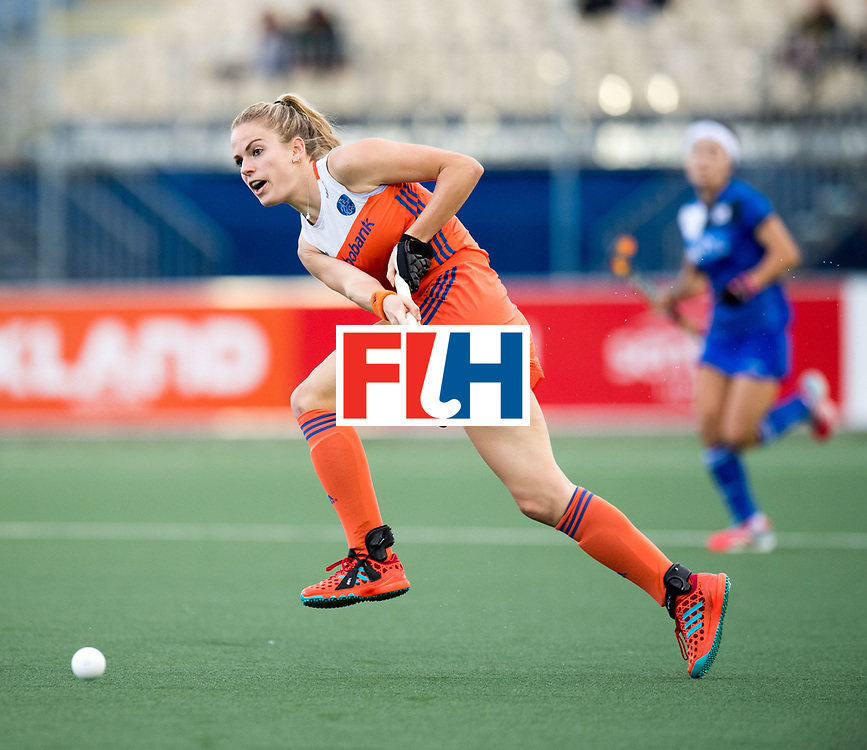 AUCKLAND - Sentinel Hockey World League final women<br /> Match id: 10299<br /> 09 NED v KOR (Pool A)<br /> Foto:  Maartje Krekelaar.<br /> WORLDSPORTPICS COPYRIGHT FRANK UIJLENBROEK