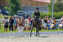 Kenis Pieter, BEL, Rocky 1329 <br /> European Pony Championships Avenches 2008<br /> © Hippo Foto - Dirk Caremans<br /> 24/07/2008