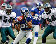7 Dec 2008:  during the game against the New York Giants on December 7th, 2008. The Eagles won 20-14 at Giants Stadium in East Rutherford, New Jersey.