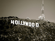 Hollywood Sign,