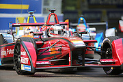Dragon Racing driver, Jerome D'Ambrosio during round 10, Formula E, Battersea Park, London, United Kingdom on 3 July 2016. Photo by Matthew Redman.