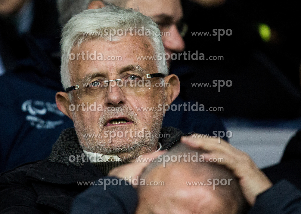 Pavel Gantar ahead to the football match between National teams of Slovenia and England in Round #3 of FIFA World Cup Russia 2018 Qualifier Group F, on October 11, 2016 in SRC Stozice, Ljubljana, Slovenia. Photo by Vid Ponikvar / Sportida