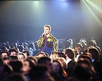 Andy Bell, The BRIT Awards 1993 <br /> Tuesday 16 Feb 1993.<br /> Alexandra Palace, London, England<br /> Photo: John Marshall - JM Enternational