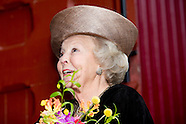 Princess Beatrix of the Netherlands is Thursday November 20 the Day of the Rights of the Child, in t