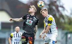 05.05.2019, TGW Arena, Pasching, AUT, 1. FBL, LASK vs RZ Pellets WAC, Meistergruppe, 29. Spieltag, im Bild v.l.: Kevin Friesenbichler (WAC), Philipp Wiesinger (LASK) // during the tipico Bundesliga master group 29th round match between LASK and RZ Pellets WAC at the TGW Arena in Pasching, Austria on 2019/05/05. EXPA Pictures © 2019, PhotoCredit: EXPA/ JFK