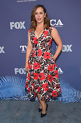 August 2, 2018 - West Hollywood, California, U.S. - Jennifer Love Hewitt arrives for the FOX Summer TCA 2018 All-Star Party at Soho House. (Credit Image: © Lisa O'Connor via ZUMA Wire)