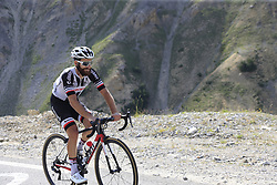 Simon Geschke (GER) Team Sunweb climbs Col d'Izoard during Stage 18 of the 104th edition of the Tour de France 2017, running 179.5km from Briancon to the summit of Col d'Izoard, France. 20th July 2017.<br /> Picture: Eoin Clarke | Cyclefile<br /> <br /> All photos usage must carry mandatory copyright credit (© Cyclefile | Eoin Clarke)