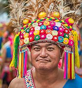 Amis 阿美族 Aboriginal Tribe Festival in Taidung, Taiwan