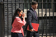 UNITED KINGDOM, London: 5 July 2016 Stephen Crabb leaves Downing Street after cabinet meeting. Pic by Andrew Cowie / Story Picture Agency