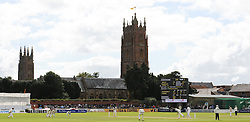 General view of play at the County Ground, Taunton.  - Mandatory byline: Alex Davidson/JMP - 07966386802 - 12/09/2015 - CRICKET - The County Ground -Taunton,England - Somerset CCC v Hampshire CCC - Day 4