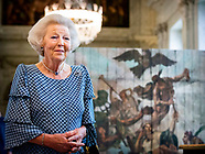 Prinses Beatrix opent tentoonstelling over Dampaleis