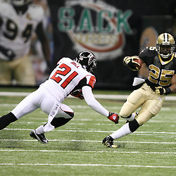 10-21-2007 Atlanta Falcons at New Orleans Saints