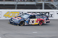 August 16, 2009: 83 Brian Vickers at the CARFAX 400 race, Michigan International Speedway, Brooklyn, MI.