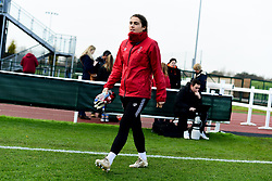 Eartha Cumings of Bristol City - Mandatory by-line: Ryan Hiscott/JMP - 24/11/2019 - FOOTBALL - Stoke Gifford Stadium - Bristol, England - Bristol City Women v Manchester City Women - Barclays FA Women's Super League