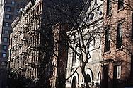 New York, manhattan, West village/ New York, greenwich village