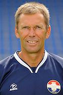 Tilburg -  Frank Brugel, Technische staf van Willem II, eredivisie, seizoen 2008 - 2009. ANP PHOTO ORANGEPICTURES BART BEL