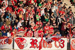 17.03.2012, Franz Fekete Stadion, Kapfenberg, AUT, 1. FBL, KSV 1919 vs FC Red Bull Salzburg, im Bild Fans des KSV 1919, EXPA Pictures © 2012, PhotoCredit: EXPA/ M. Kuhnke