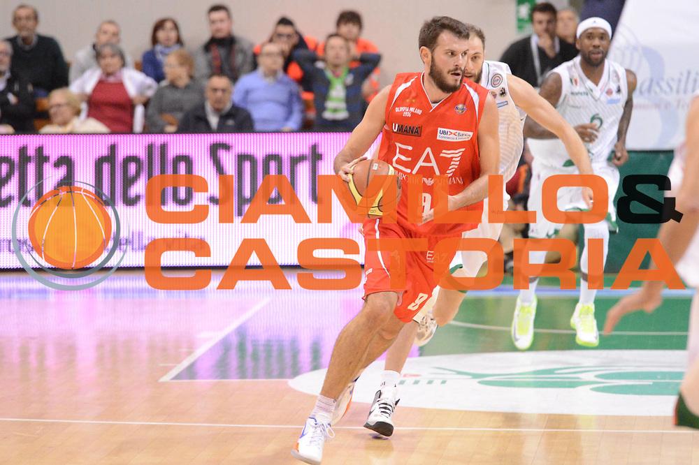 DESCRIZIONE : Siena Lega A 2012-13 Montepaschi Siena EA7 Emporio Armani Milano<br /> GIOCATORE : Fotsis Antonis<br /> CATEGORIA : contropiede marketing<br /> SQUADRA : EA7 Emporio Armani Milano<br /> EVENTO : Campionato Lega A 2012-2013 <br /> GARA : Montepaschi Siena EA7 Emporio Armani Milano<br /> DATA : 05/11/2012<br /> SPORT : Pallacanestro <br /> AUTORE : Agenzia Ciamillo-Castoria/GiulioCiamillo<br /> Galleria : Lega Basket A 2012-2013  <br /> Fotonotizia :  Siena Lega A 2012-13 Montepaschi Siena EA7 Emporio Armani Milano<br /> Predefinita :