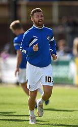 Matt Taylor of Bristol Rovers - Mandatory by-line: Paul Knight/JMP - Mobile: 07966 386802 - 12/09/2015 -  FOOTBALL - Memorial Stadium - Bristol, England -  Bristol Rovers v Accrington Stanley - Sky Bet League Two