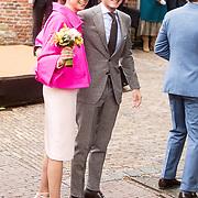 NLD/Amersfoort/20190427 - Koningsdag Amersfoort 2019, Prins Maurits en Prinses Marylene