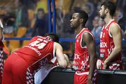 Delusione Pistoia, RED OCTOBER MIA CANTU' vs THE FLEXX PISTOIA, Campionato Lega Basket Serie A 2017/2018 21^ giornata, PalaDesio Desio 11 marzo 2018 - FOTO Bertani/Ciamillo
