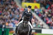 Jessica von Bredow Werndl - Unee BB<br /> FEI European Championships Aachen 2015<br /> &copy; DigiShots