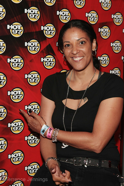 New York, NY-June 13 : On-Air Personality Steph Lova attends The ROCK THE BELLS FESTIVAL SERIES Press Conference and Launch Party produced in association with Boost Mobile and Guerrilla Union powered by Blackberry held at the Santos Party House on June 14, 2012 in New York City. Established in 2000, Guerilla Union has developed into one of the premiere core urban lifestyle brands in the U.S., manifesting itself in many forms including music, events, media and fashion. Guerilla Union's mission is to create experiential platforms, unique content and provide services that develop artists and their communities. (Photo by Terrence Jennings)