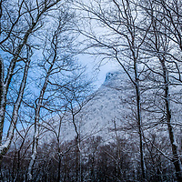 The Old Man of the Mountain historic site. Franconia Notch State Park.<br />