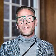 NLD/Amsterdam/20190221- boekpresentatie Daphne Deckers:  'Dubbel Zes', Bastiaan van Schaik