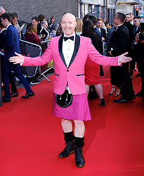 Edinburgh International Film Festival 2019<br /> <br /> Boyz In The Wood (European Premiere)<br /> <br /> Stars and guests arrive on the red carpet for the opening gala<br /> <br /> Pictured: Comedian Craig Hill<br /> <br /> Alex Todd | Edinburgh Elite media