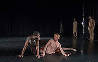 In this choreography, Protocol Dance examines how we behave in the world, whether we treat it and the people in it correctly and whether we deserve what comes to us. What determines the way our world comes about? The interaction between strangers. What would you do if you met an injured man on the street?