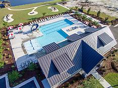 Hanover Lakes Pool Aerials