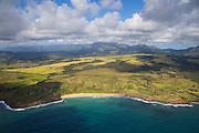 Paliku Beach, Kauai, Hawaii