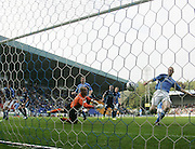 Thomas Konrad heads home Dundee's winner -  St Johnstone v Dundee, SPFL Premiership at McDiarmid Park<br /> <br />  - &copy; David Young - www.davidyoungphoto.co.uk - email: davidyoungphoto@gmail.com
