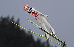 29.12.2011, Schattenbergschanze / Erdinger Arena, Oberstdorf, GER, 60. Vierschanzentournee, FIS Weldcup, Training, Ski Springen, im Bild Severin Freund (GER) // Severin Freund of Germany during training at 60th Four-Hills-Tournament, FIS World Cup in Oberstdorf, Germany on 2011/12/29. EXPA Pictures © 2011, PhotoCredit: EXPA/ P.Rinderer