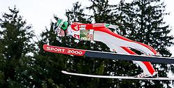 03.01.2015, Bergisel Schanze, Innsbruck, AUT, FIS Ski Sprung Weltcup, 63. Vierschanzentournee, Training, im Bild Matjaz Pungertar (SLO) // Matjaz Pungertar of Slovenia in action during practice Jump of 63 rd Four Hills Tournament of FIS Ski Jumping World Cup at the Bergisel Schanze, Innsbruck, Austria on 2015/01/03. EXPA Pictures © 2015, PhotoCredit: EXPA/ Peter Rinderer