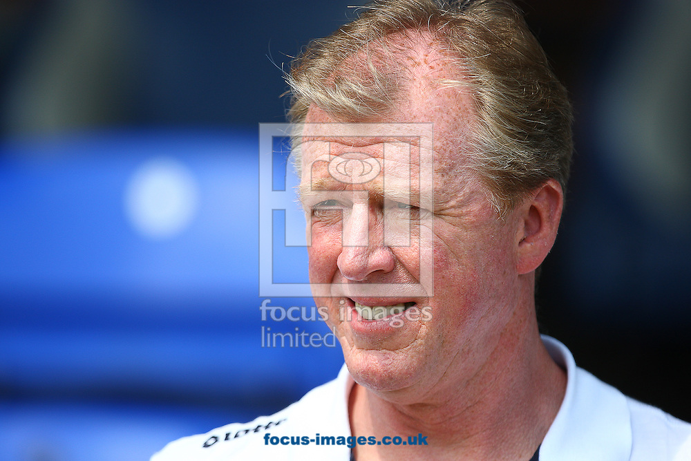 Picture by Rob Fisher/Focus Images Ltd +44 7450 945824<br /> 13/07/2013<br /> Steve McClaren of Queens Park Rangers during the pre season friendly match at London Road, Peterborough.