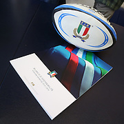 20160727 Rugby : presentazione test match Italia vs Nuova Zelanda