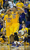 2016 Texas A&M at LSU SEC Basketball