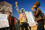 Protest against police violence, photographed for The New York Times, 2015 | http://nyti.ms/2HLQtqE